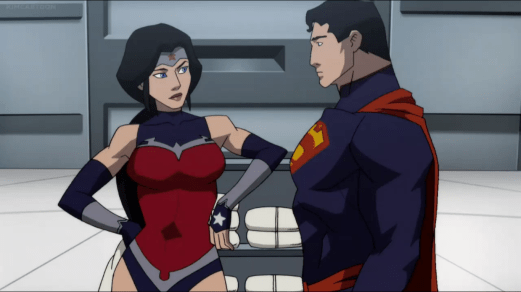 Superman-Love Is Complicated, Diana!