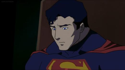 Superman-Personal Identity Crisis!