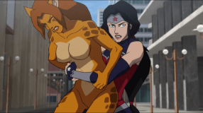 Wonder Woman-Yield, Kitty!