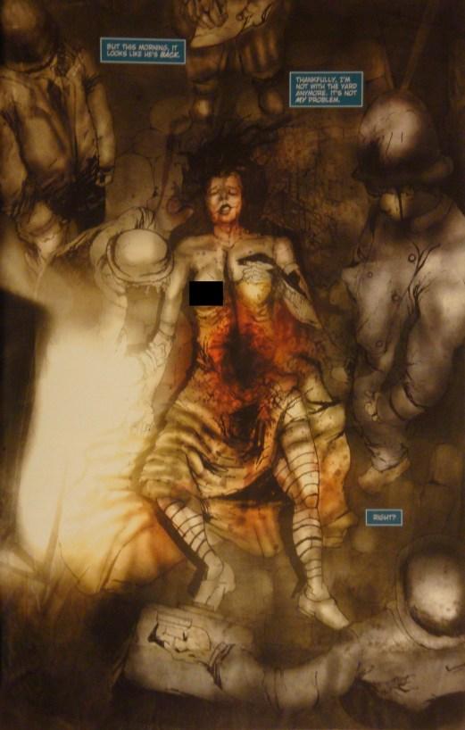 Dracula's Revenge #1-The Killings Have Returned!