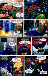 The Light K-Day Returns-Intruded Upon By A Different Dark Knight!