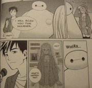 BH6, Vol. 1-Do Your Thang, Baymax!