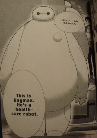 BH6, Vol. 1-Here's Baymax!