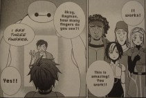 BH6, Vol. 2-That Voice Sounds Familiar!