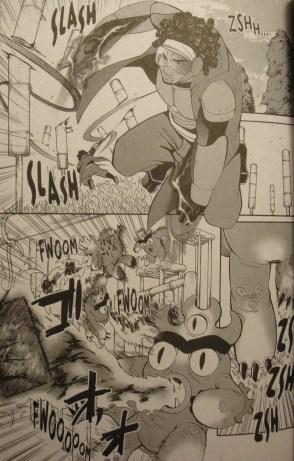 BH6, Vol. 2-Wasabi's Slice 'N Dice & Fred's Firey Training!