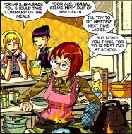 Big Hero 6 #2-Furi Meets Her Match In The Kitchen!