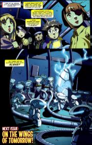 Big Hero 6 #4-Unexpected Discovery!