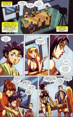 Big Hero 6 #5-Waiting For Fate To Play Out!