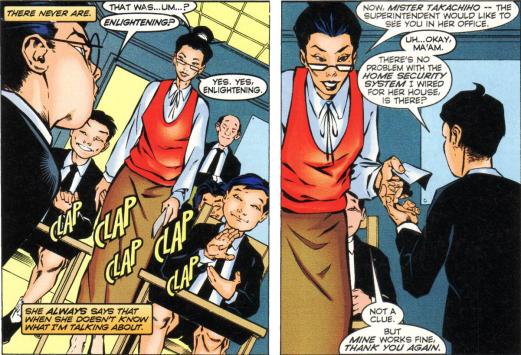 Sunfire & Big Hero Six #1-Someone Wants To Speak With You, Hiro!
