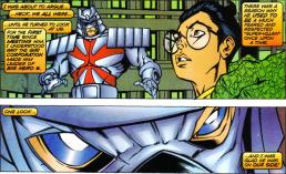 Sunfire & Big Hero Six #3-The Look Of A Leader!