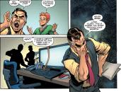 D.O.S. Issue #5-No Lois, No Clark, No Problem!