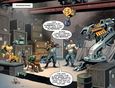 D.O.S. Issue #7-Consider Yourself Super-Bait!