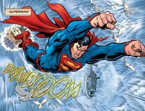 D.O.S. Issue #8-Superman's Fatal Test Awaits!