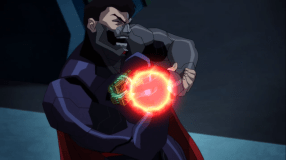 Cyborg Superman-Letting Darkseid In Against My Will!