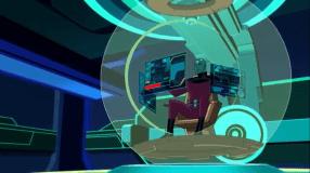 Brainiac 5-Let's Set Up A Trap!