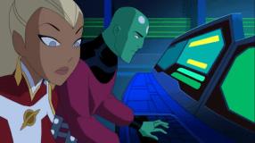 Brainiac 5-We've Got Your Back, Star Boy!
