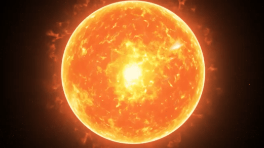 Star Boy-The Sun Is Stable Again!