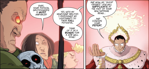 Bill & Ted Go To Hell #3-Kneel Before Bonaparte!