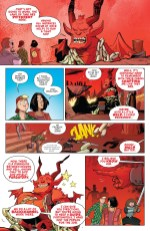 Bill & Ted Go To Hell #3-Saving Satan!