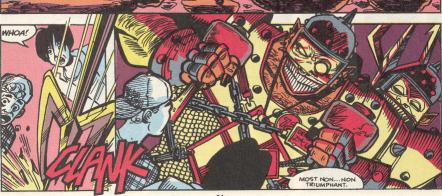 Bogus Journey-Demon Guards!