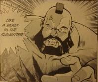Street Fighter II #1-Zangief Is Ready!