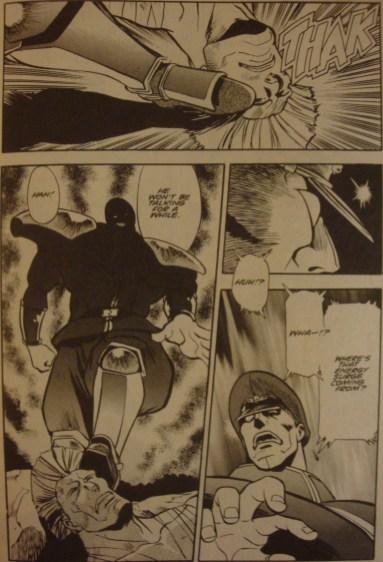Street Fighter II #6-Guile Is K.O.'d!