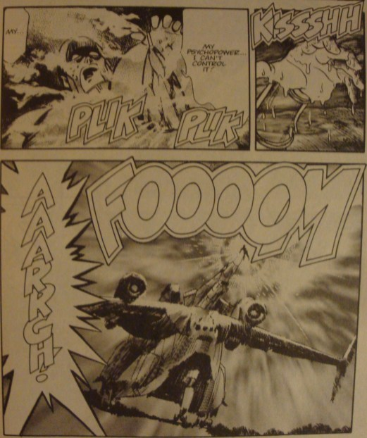 Street Fighter II #6-Lost Control!