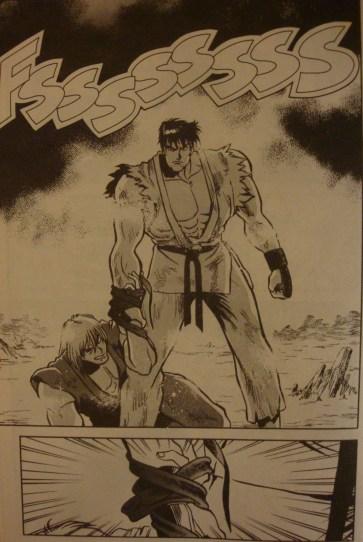 Street Fighter II #6-We've Broken Free!