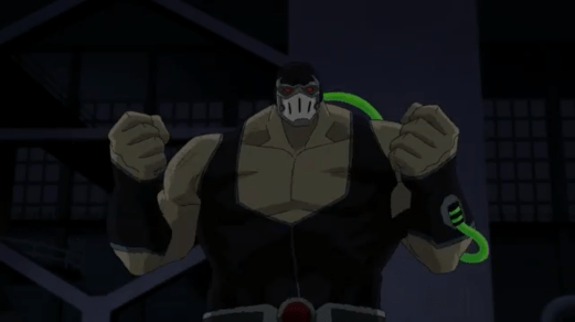 Bane-Thirsty For Venom & Money!