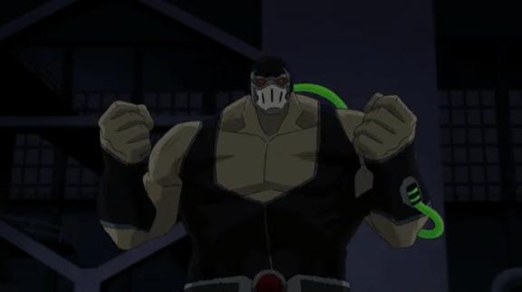 Bane-Thirsty For Venom & Money!