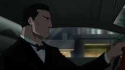Bruce Wayne-On My Way, Selina!