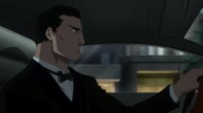 Bruce Wayne-On My Way, Selina!