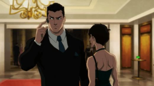 Bruce Wayne-Time To Answer 'The Call'!