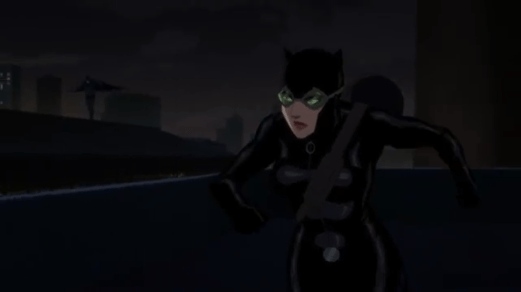 Catwoman-Come Chase Me!