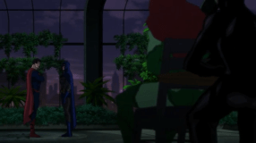 Catwoman-Stay Put, Shrub!