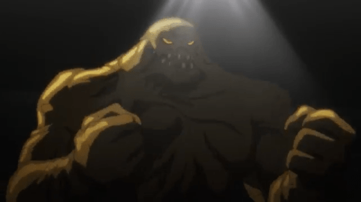 Clayface-Free To Smother The Bat!