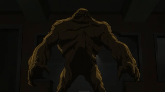 Clayface-The Ever-Changing Face Of Evil!