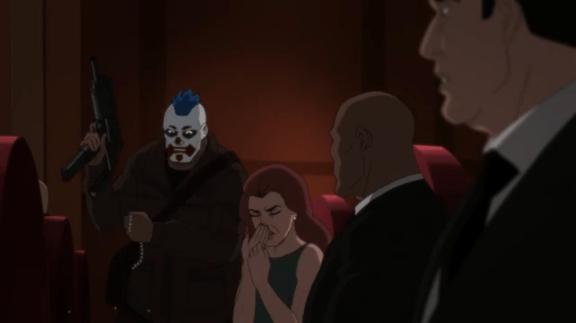 Harley Quinn-Fork Over Yer Goods, Folks!