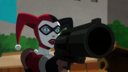 Harley Quinn-Gunnin' For My Puddin'!