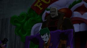 Joker-Temporarily Gassed By Hush!