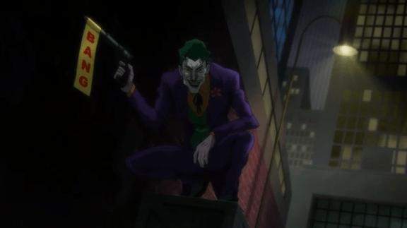Joker-The Last Shot!
