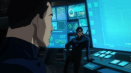 Nightwing-Don't Mind Me Overhearing Your Call!