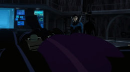Nightwing-Patrol Time!