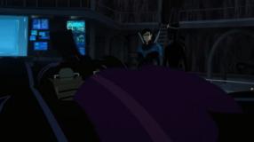 Nightwing-Patrol Time!