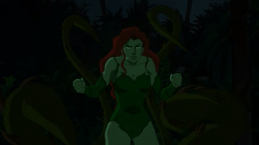 Poison Ivy-Don't Mess With Mother Nature!