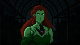 Poison Ivy-Her Green Thumb Is Under Hush's Thumb!