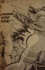 Street Fighter II #4-Chun-Li's Signature Way Of Getting A Leg-Up!