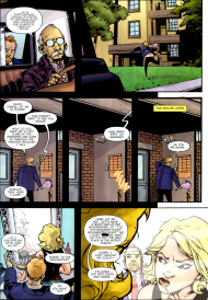 Shaun Of The Dead #1-Liz Is Upset With You!
