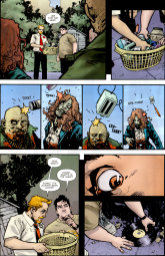 Shaun Of The Dead #2-Armed With Kitchenware!