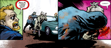 Shaun Of The Dead #2-Bloody Twist!